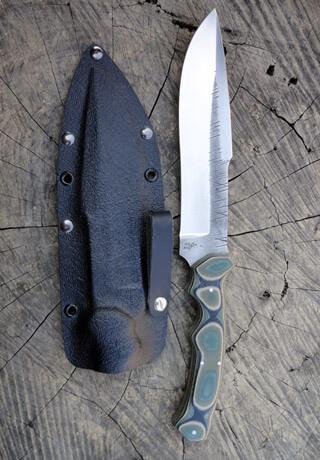 Custom handmade blades, pens, knives | Bliksem Blades South Africa